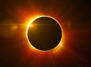 Quando havia eclipses solares? eclipse solar total (anos)
