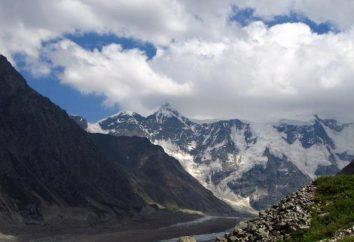 mur Bezengi – la beauté et la grandeur du Caucase