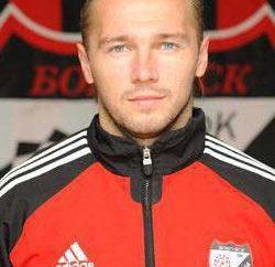 Footballer Alexander DANISEVSKIJ: Biografie