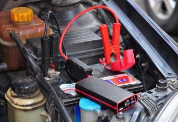 Jak wybrać urządzenia startowe do akumulatora samochodowego?