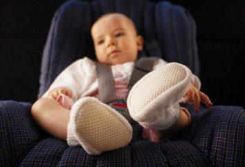 SDA: trasporto di auto per bambini