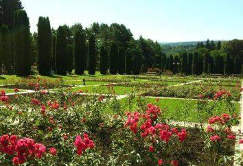 Rose Valley (Kislowodsk): Geschichte, Beschreibung und Lage