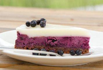 pâte à tarte aux myrtilles: Recette