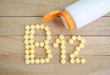 Niedobór witaminy B12 – objawy u dorosłych, możliwe przyczyny i funkcje obróbki