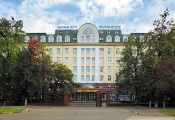 Endocrinologia Center presso l'Academic (Dmitry Ulyanov, ecc Ul 11 ..): Recensioni
