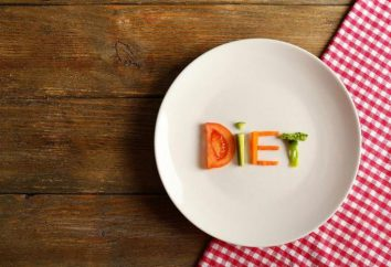 Obniżające poziom cholesterolu dieta: szorstka menu