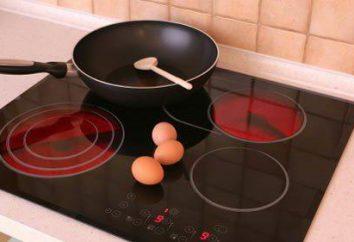 Plaque de cuisson vitrocéramique: avantages et inconvénients. propriétaires Avis