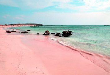 Pink Beach: wo? Beschreibung