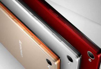 Telefon komórkowy Lenovo Vibe X2: opis, cechy i recenzje