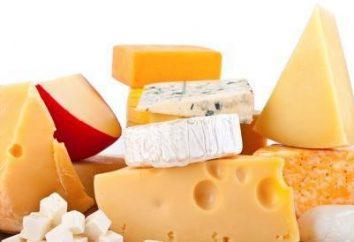 Okres przechowywania serów z różnych odmian i wywiadów przechowywania