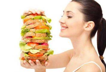 El deseo de comer – es el hambre o el apetito?