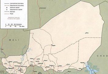 La Repubblica del Niger: posizione geografica, tenore di vita, le attrazioni del paese