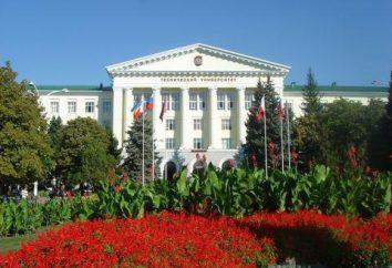 DSTU: facultades. Universidad Técnica del Estado Don (Rostov-on-Don)