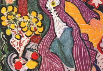 Henri Matisse: malowanie i kreatywność