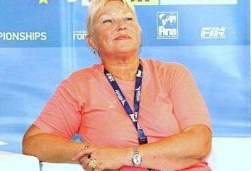 Pokrovskaya Tatjana Nikolajewna: Biografie