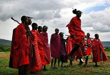Sono tribù selvagge dell'Africa, i discendenti del miglior settore in tutto il mondo?