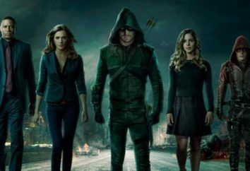 """La serie """"Arrow"""": un elenco di episodi della quarta stagione"""