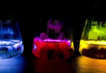 Świecące cieczy w domu z własnymi rękami