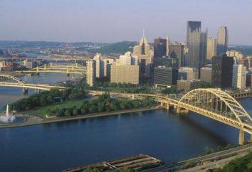 Pittsburgh, PA: attrazioni, descrizione, la storia, i fatti e le recensioni interessanti