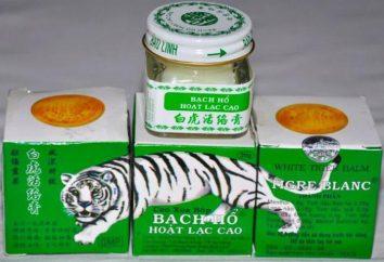 """Balm """"White Tiger"""". Ancient Secrets d'Oriente"""
