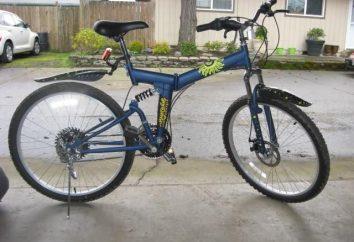 Ustawienie przełącznika przednią rowerów