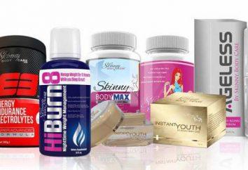 Skinny Body Care: travail, avis, caractéristiques