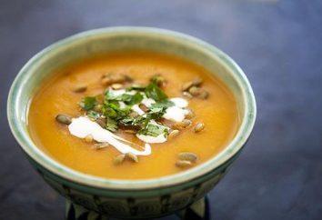 zupa z dyni w multivarka: kilka receptur
