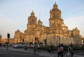 Wetter Mexiko für Monat. Wann ist es besser, nach Mexiko zu gehen?