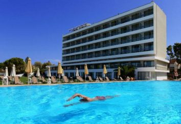 Achaia Beach Hotel 4 *, la penisola del Peloponneso: descrizione dell 'hotel, le valutazioni