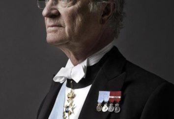 El rey Carl Gustaf: biografía, la historia de la Junta