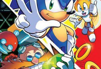 Sonic: komiksy, historia pochodzenia, rozwój działki