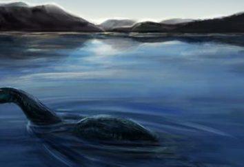 Ciò che è in silenzio Loch Ness, mostro di Loch Ness o c'è?