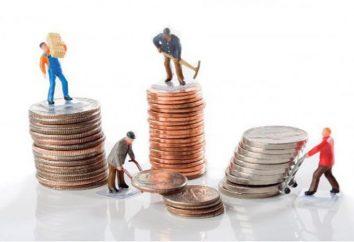 en fonction du temps des salaires – ce qui est-ce? Variétés de salaire horaire