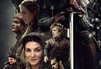 """Il carattere """"Game of Thrones"""" Ned Stark: attore Shon Bin. Biografia, filmografia, fatti interessanti circa l'attore e il personaggio"""