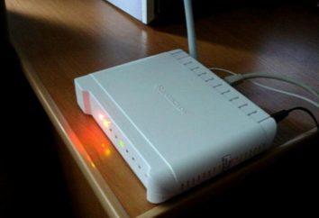 """Modem """"Promsvyaz M-200 A"""": Ustawienia Wi-Fi"""