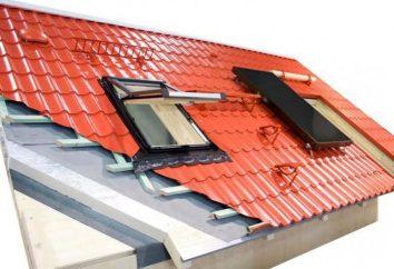 Roofing pie unter dem Metall für Kalt- und Warmdach