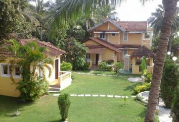 Hotel Pifrans Holiday Beach Resort 3 * Índia, fotos de Goa e comentários