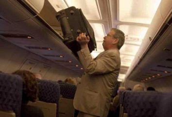 """Il bagaglio a mano in aereo. I """"Aeroflot"""" altre regole?"""