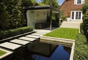 diseño de patio – las reglas básicas de la disposición
