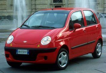 """""""Daewoo Matiz"""" – przeglądy właścicieli. Słabe i mocne strony samochodu"""