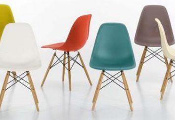 Sillas Eames: Descripción y comentarios