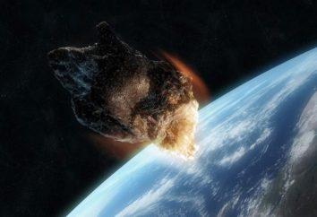 astéroïde: l'Antarctique, le Mexique …