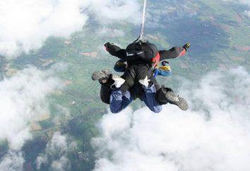Sen Interpretacja: Skydive śnie. Dlaczego marzenie skoczków i skoki spadochronowe?