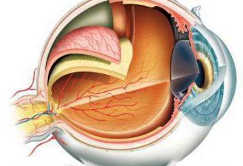 siatkówki łez oczy, przyczyny, leczenie, konsekwencje