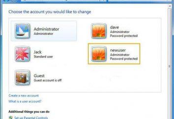 Para saber como criar um novo usuário no Windows 7