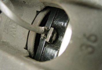 Czujnik zużycia wkładki hamulcowej: zasada działania, wymiana, instalacja