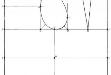 Musterkleid einfache Schnitt: Beschreibung, Richtlinien und Modelle