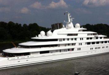 największy jacht na świecie. Największy jacht żaglowy na świecie