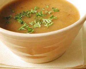 La migliore e la zuppa ricetta polmone destro: spezzatino, il suo vice e altri