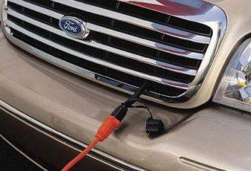 Die Heizung Kühlmittel Automobil. Wie die Heizung Kühlmittel installieren